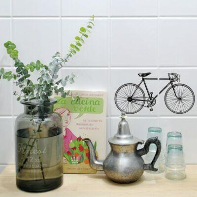 Bicikli poster - 2db - csempematrica - teljes fedés