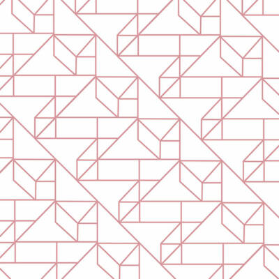 Grafikus minta - rose - csempematrica