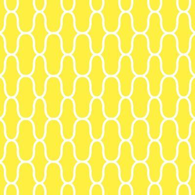 Háló - yellow - csempematrica