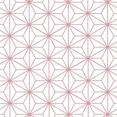 Csillagminta Rose csempematrica