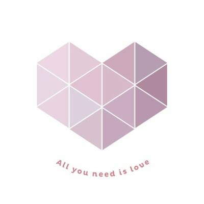 All you need is love - csempematrica