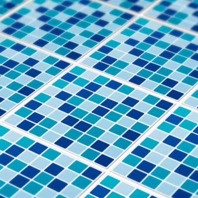 Mozaik óceán - padlómatrica