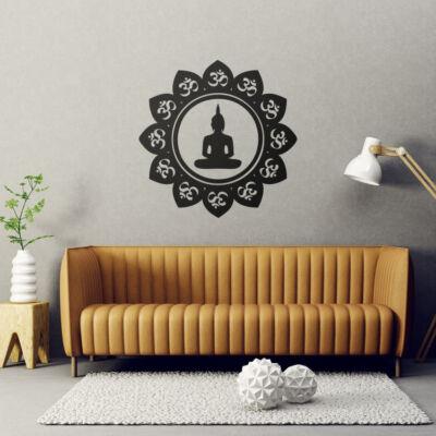 Mandala Buddha falmatrica