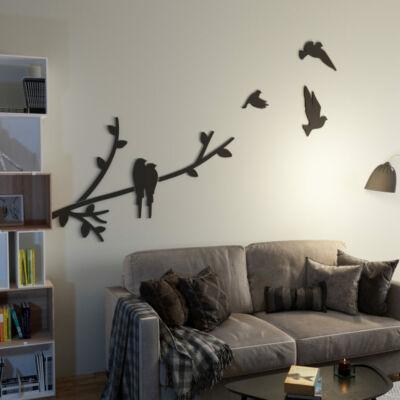 3D hatású Freedom birds - falimatrica