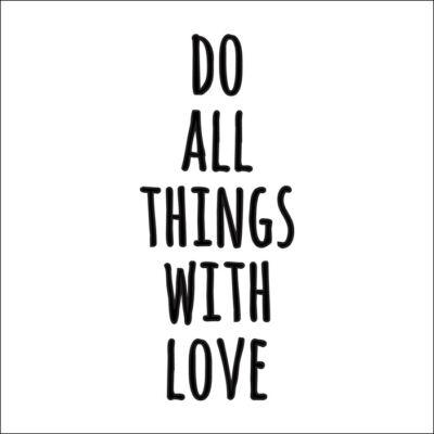 Do all things idézetes csempematrica