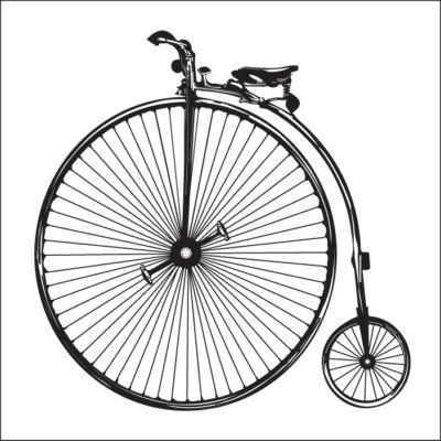Bicikli csempematrica