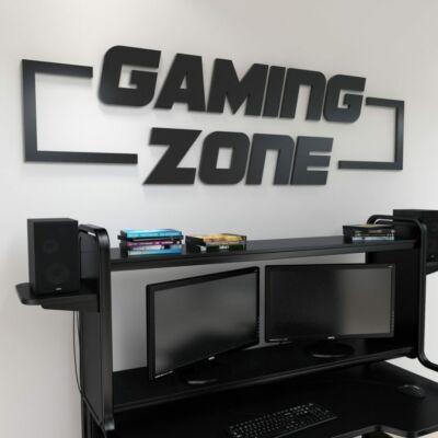 3D hatású Gaming zone - falmatrica