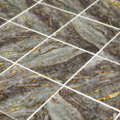 Szürke-arany márvány - padlómatrica