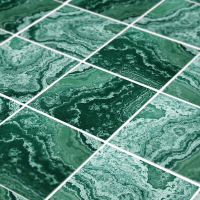 Green onyx - padlómatrica