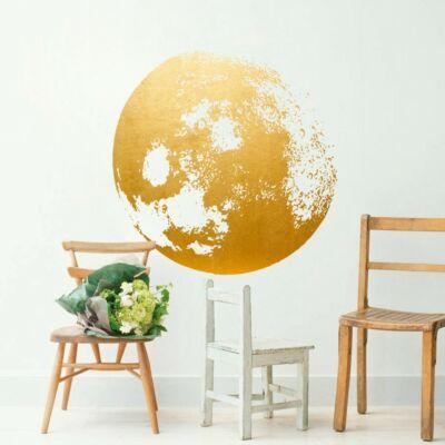 Hold falmatrica arany