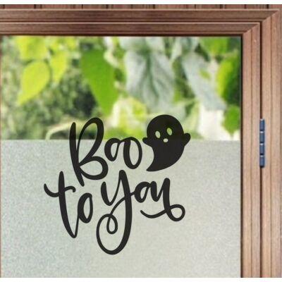 Boo to you - csempematrica